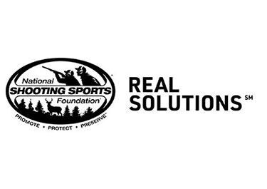 National Shooting Sports Real Solutions logo