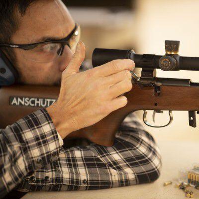 Sighting Rifle