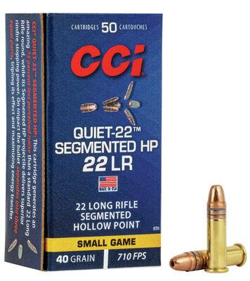 Quiet-22 Segmented HP
