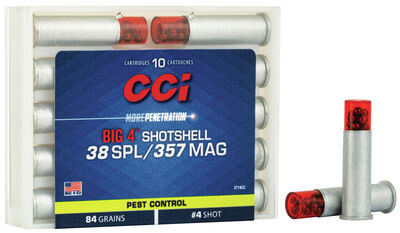 Pest Control Big 4™ Shotshell
