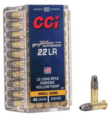 22 Suppressor
