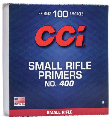 Standard Rifle Primer