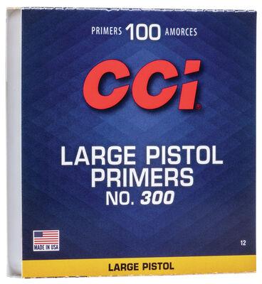Large Pistol Primer