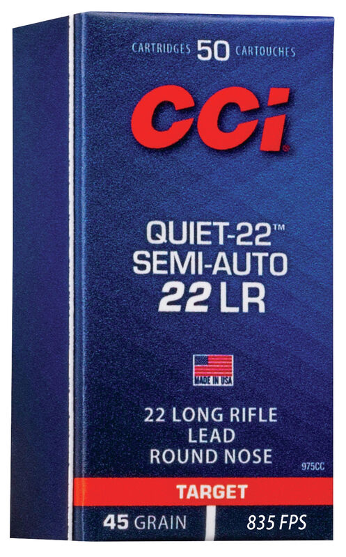 Quiet-22 Semi-Auto