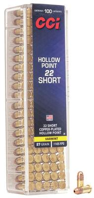 Short Hollow Point