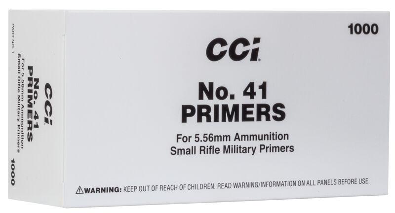 Mil-Spec No.41/5.56 Primer