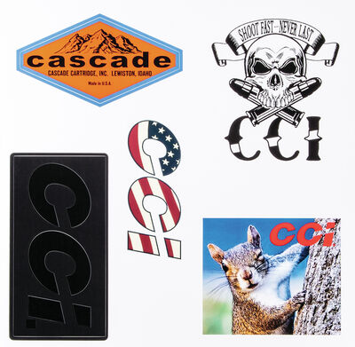 CCI Sticker Pack