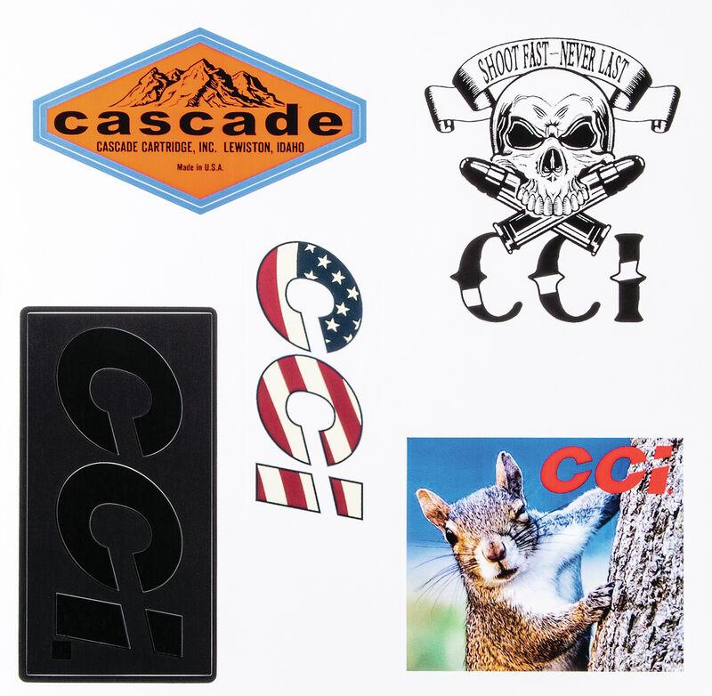 CCI Sticker Pack