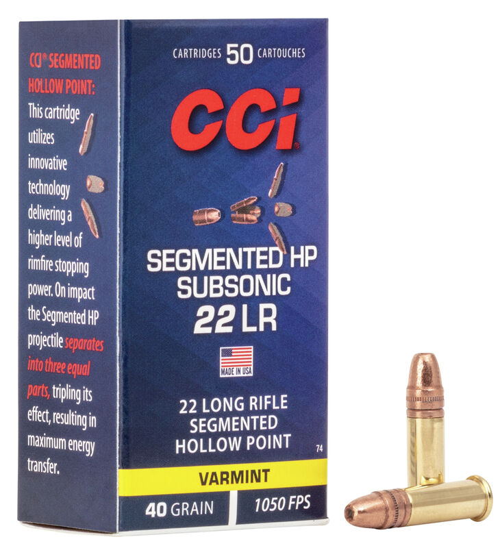 Segmented Hollow Point
