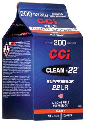 Clean-22 Suppressor