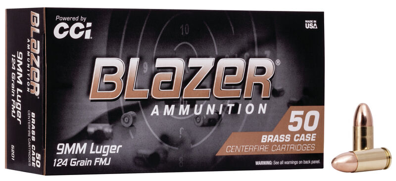 Blazer Brass