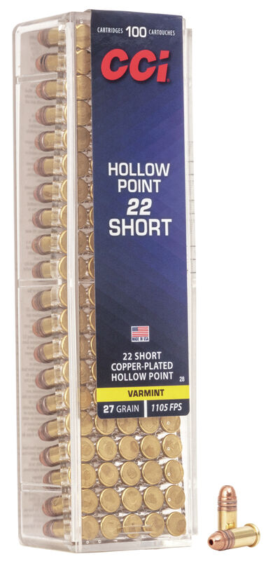 Short Hollow Point