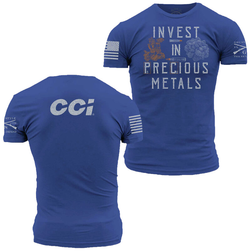 Grunt Style Precious Metals T-Shirt