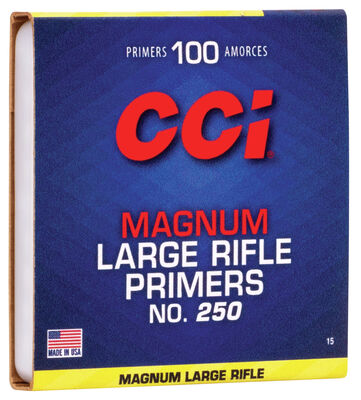 Magnum Rifle Primer