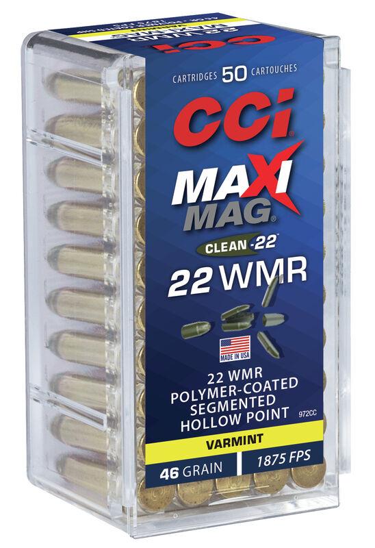 Maxi-Mag Segmented Hollow Point