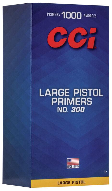 Standard Rifle/Pistol Primer