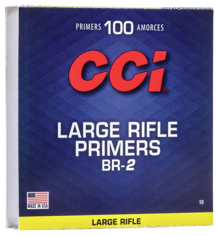 Bench Rest Rifle Primer