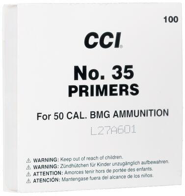 Mil-Spec No. 35/50 Cal BMG Primer