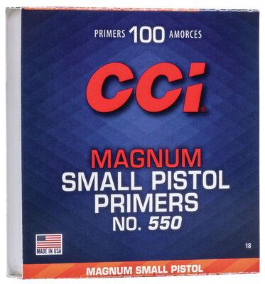 Magnum Pistol Primer