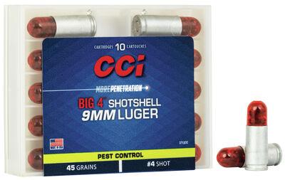 Pest Control Big 4™ Shotshell