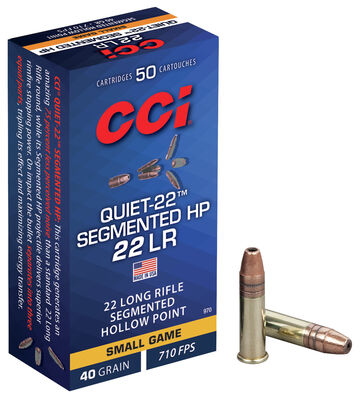Quiet-22 Segmented HP